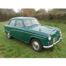 Austin A90/6 Westminster Long Back BS4